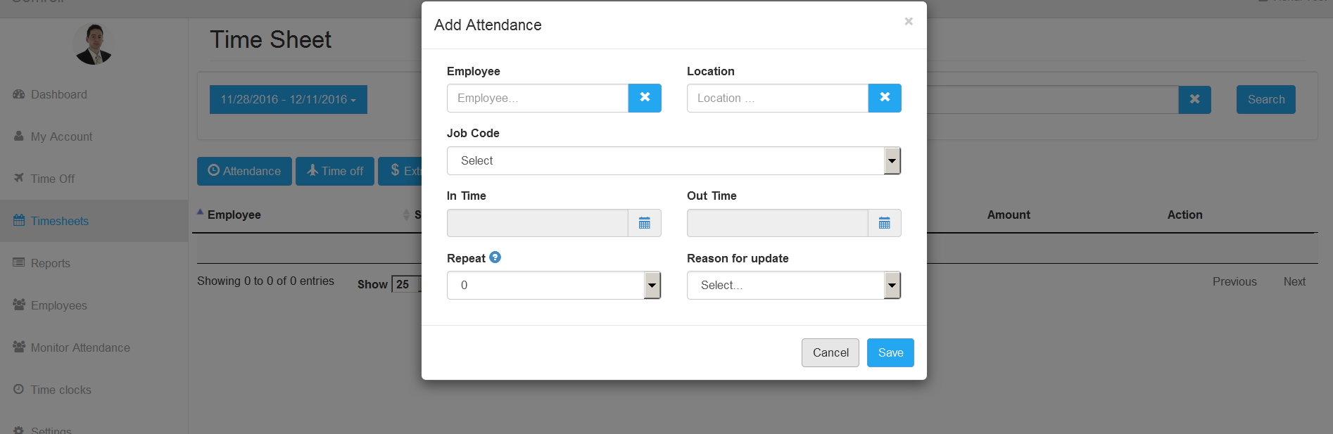 Time Clocks for Intuit QuickBooks | Biometric and Geo location